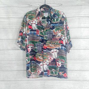 Reyn Spooner Genuine Merchandise Boston Red Sox Bu